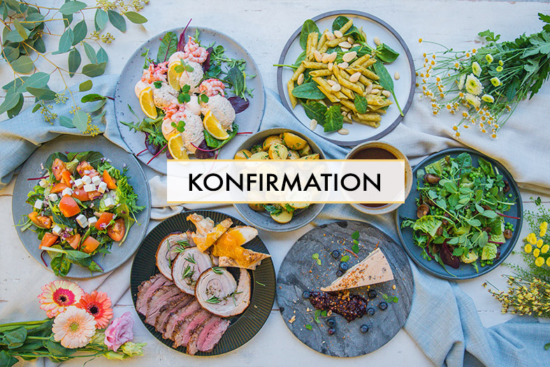 Konfirmations buffet